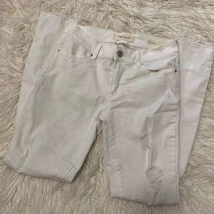 PacSun White Jeans